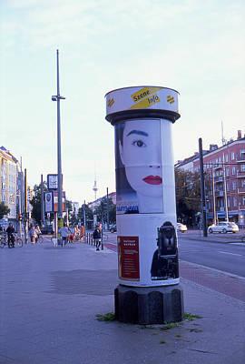 Hong Kong In Berlin Poster