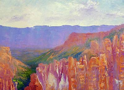 Hoodoos, Bryce Canyon Poster