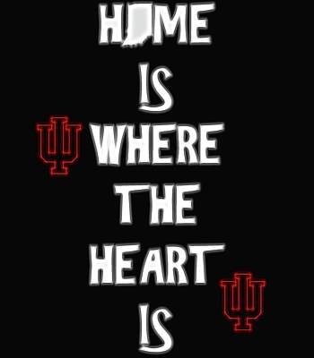 Hoosier For Life Poster by Dan Sproul