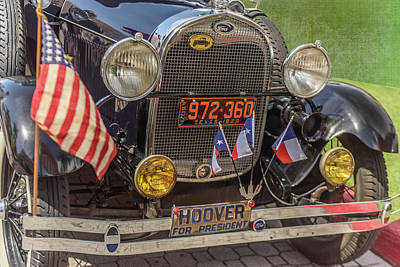 Hoover Era Ford Poster
