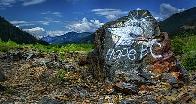 Poster featuring the photograph Hope II by John Poon