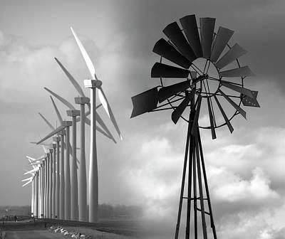 Hope Of Wind .  .  . Poster by Daniel Hagerman