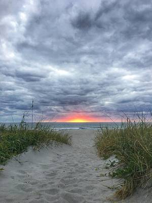 Hope On The Horizon Delray Beach Florida  Poster