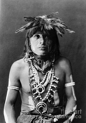 Hopi Chief, C1900 Poster by Granger
