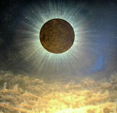 Hordes Of The Lunar Eclipse Poster