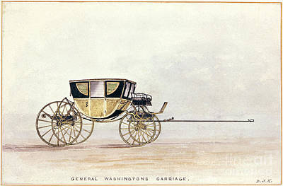 Horse-drawn Carriage Poster