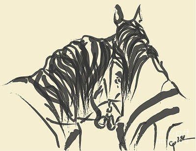 Horse - Together 9 Poster