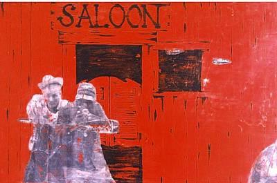 Horses In The Ghetto Still Scene Poster