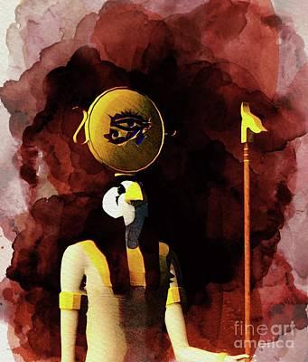 Horus - God Of Egypt Poster