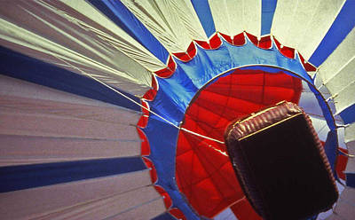 Hot Air Balloon - 1 Poster by Randy Muir