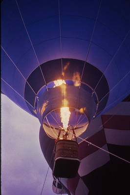 Hot Air Balloon - 2 Poster by Randy Muir