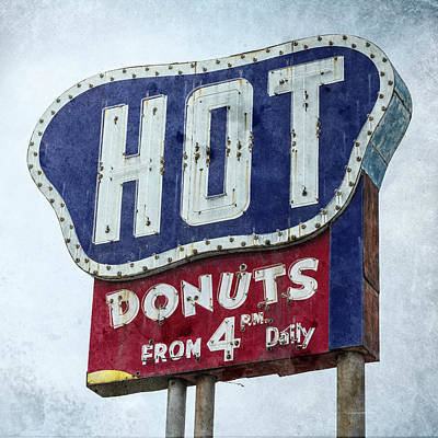 Hot Donuts Daily - 2 Poster
