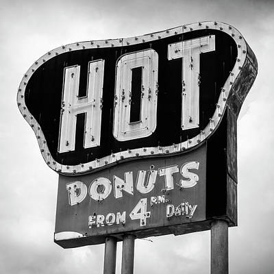 Hot Donuts Daily - 3 Poster