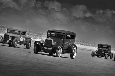 Hot Rods At Pendine 15 Poster