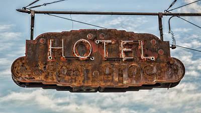 Hotel Pontotoc Poster
