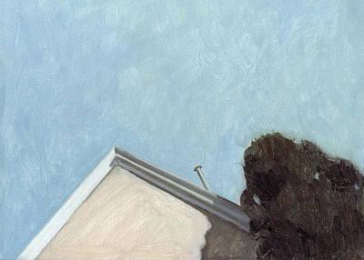 House In Santa Fe Poster by Kazumi Whitemoon