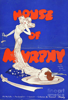 House Of Murphy Poster by Frederick Holiday