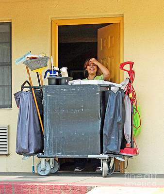 Housekeeper Poster