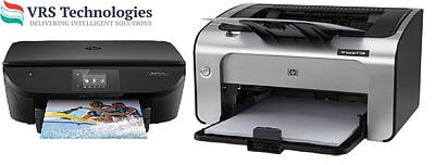 Hp Printers And Photocopiers In Dubai,uae Poster