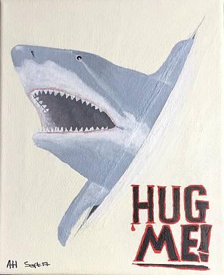 Hug Me Poster
