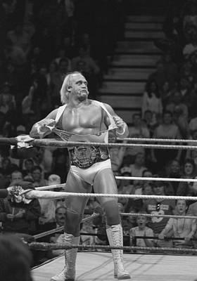 Hulk Hogan The Champion Poster