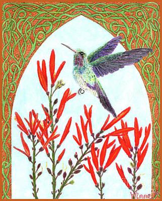 Hummingbird In Opening Poster