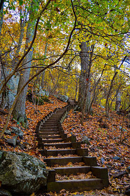 Humpback Rock Trail Poster