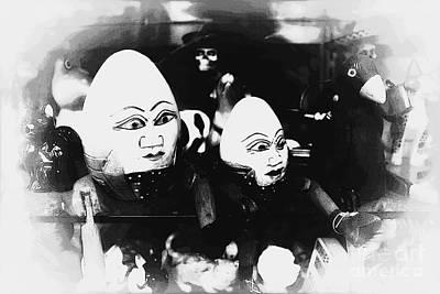 Humpty Dumpties Poster by Jenny Revitz Soper
