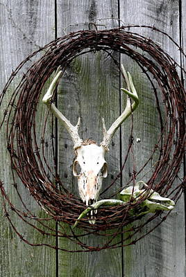 Hunters Wreath Variation Poster