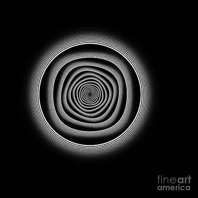 Hypnotic Tango Poster by Steve K