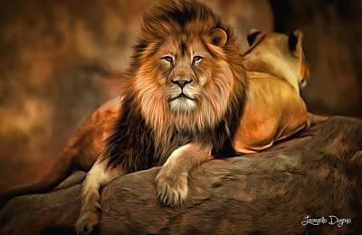 I Am Cecil - Da Poster by Leonardo Digenio
