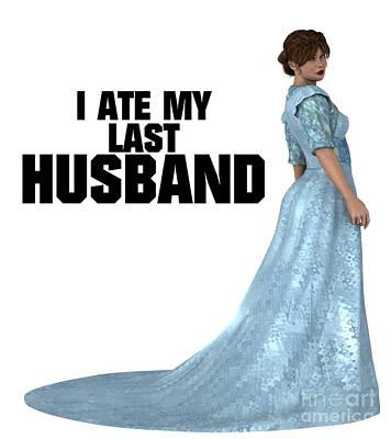 I Ate My Last Husband Poster
