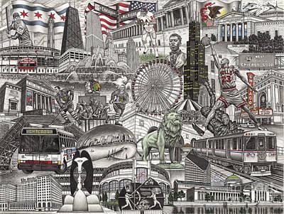 I Love Chicago Volume 2 Poster