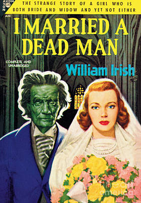 I Married A Dead Man Poster