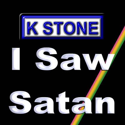 I Saw Satan Poster