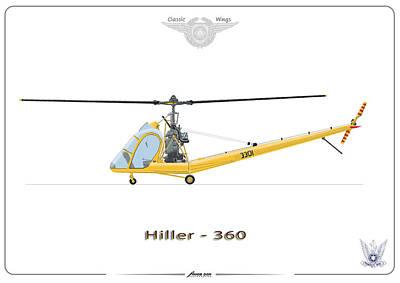 Iaf Hiller 360 Poster