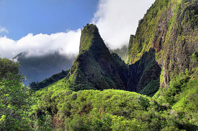 Iao Needle  Poster by Pierre Leclerc Photography