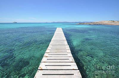 Ibiza Summer Mix 4.1 Poster by Yhun Suarez