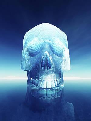 Iceberg Dangers Poster