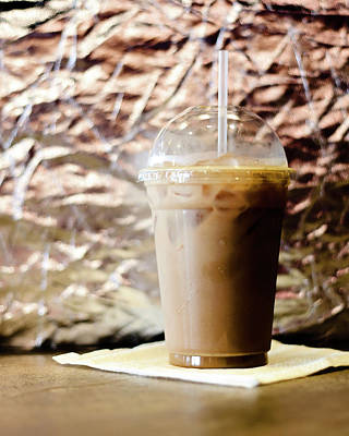 Iced Coffee 2 Poster