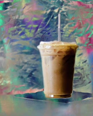 Iced Coffee 3 Poster