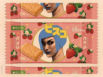 Idoru Sweets Poster