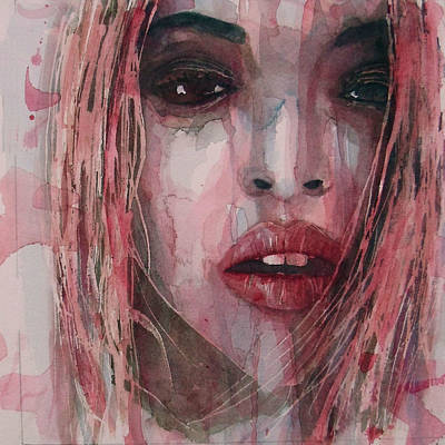 If I Can Dream  Poster by Paul Lovering