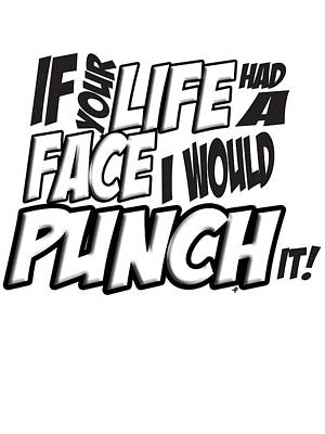 If Your Life Had A Face - Scott Pilgrim Vs The World Poster