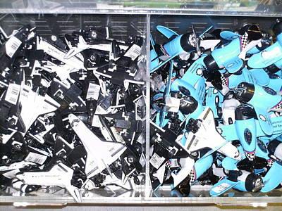 Ikea Klips Poster by Anne Zimmerman