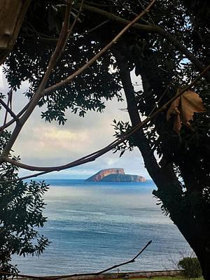 Ilheus Del Cabras, Terceira, Azores Poster