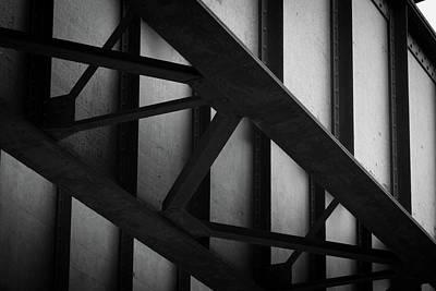 Illinois Terminal Bridge Poster