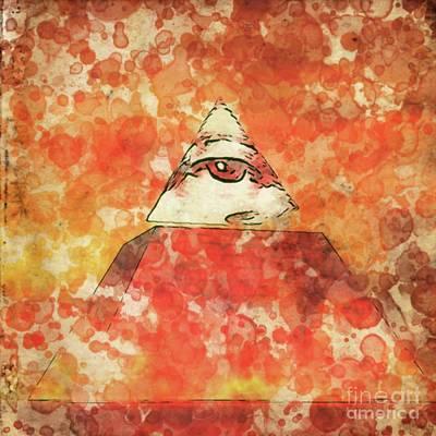 Illuminati By Raphael Terra And Mary Bassett Poster