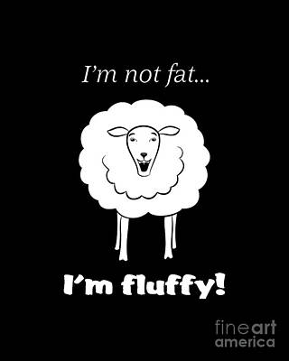 I'm Not Fat Poster