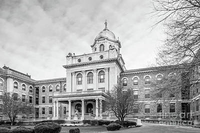 Immaculata University Villa Maria Hall Poster